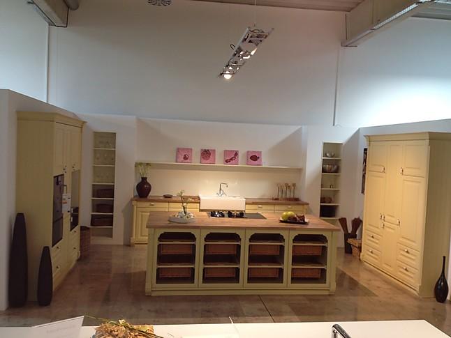 Allmilmo Musterkuche Classic Art Windsor Strichlack Victoriagelb
