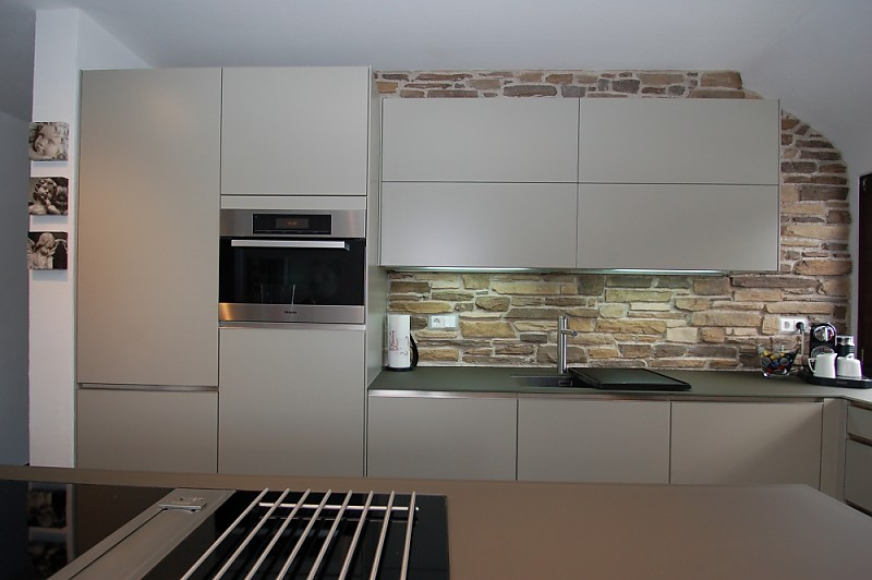 glas arbeitsplatte bora professional und geopietra. Black Bedroom Furniture Sets. Home Design Ideas