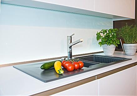 Detail Küchenspüle