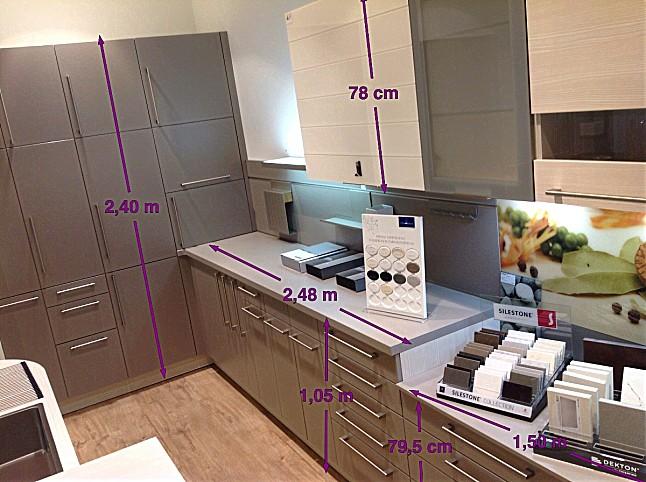 systhema musterk che sch ller c2 k chenzeile mit. Black Bedroom Furniture Sets. Home Design Ideas