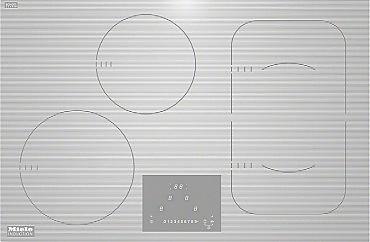 kochfeld autark miele induktions kochfeld km 6349 weiss. Black Bedroom Furniture Sets. Home Design Ideas