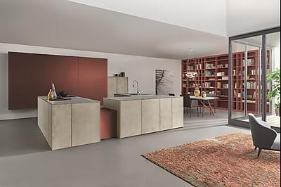 Leicht küchen beton  LEICHT Küchen: Über den Küchenhersteller LEICHT Küchen (Leicht ...