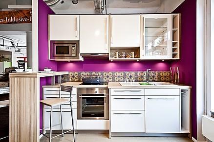 Gemütliche Küchenzeile