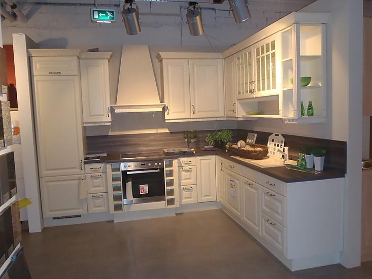 nobilia musterk che landhaus einbauk che mit hochwertigen. Black Bedroom Furniture Sets. Home Design Ideas