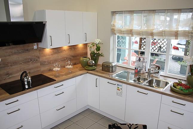 nobilia musterk che moderne l k che in alpinwei ultramatt. Black Bedroom Furniture Sets. Home Design Ideas