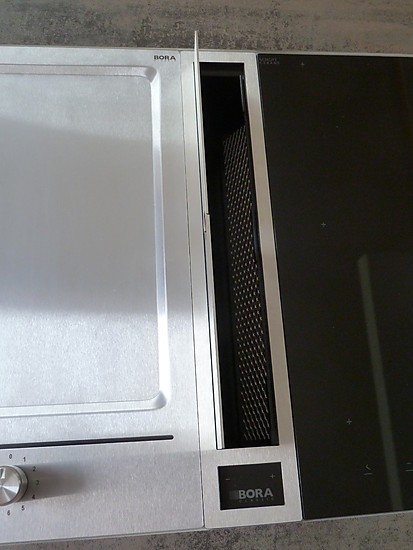 kochfeld autark fl cheninduktion kochfeldabzug und tepan edelstahlgrill bora classic set bora. Black Bedroom Furniture Sets. Home Design Ideas