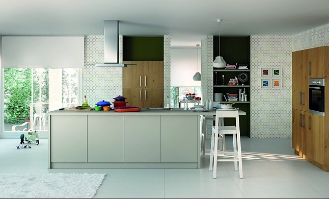 global k chen musterk che global k che ausstellungsk che in mengen ennetach von. Black Bedroom Furniture Sets. Home Design Ideas