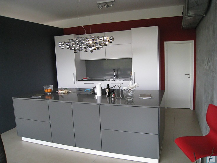 warendorf musterk che warendorf ausstellungsk che in mannheim von sanitherm. Black Bedroom Furniture Sets. Home Design Ideas