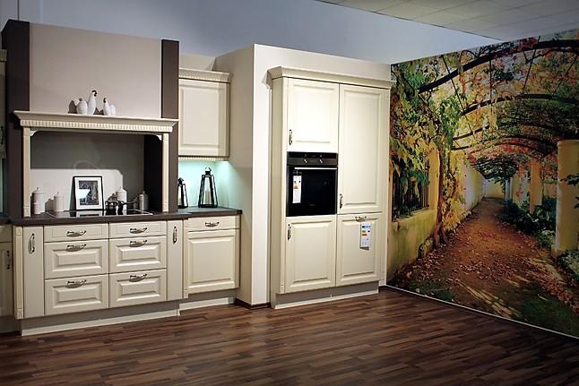 nobilia musterk che castello der landhaus klassiker inkl villeroy boch sp lstein. Black Bedroom Furniture Sets. Home Design Ideas