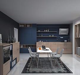 nobilia musterk che echtholz rahment r mit furnierter f llung t rinnenseite in frontfarbe. Black Bedroom Furniture Sets. Home Design Ideas