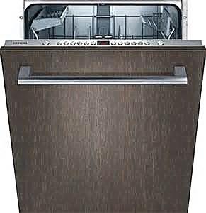 Spulmaschine Sn66mo53eu Geschirrspuler Vollintegriert Siemens