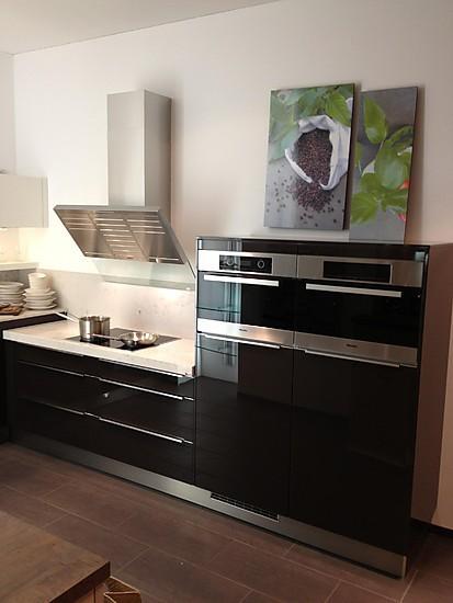 h cker musterk che hochwertige ausstellungsk che ausstellungsk che in karlsruhe von atelier. Black Bedroom Furniture Sets. Home Design Ideas