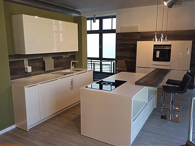 systhema musterk che galuna ausstellungsk che in erfurt von k2 wohnkonzepte. Black Bedroom Furniture Sets. Home Design Ideas
