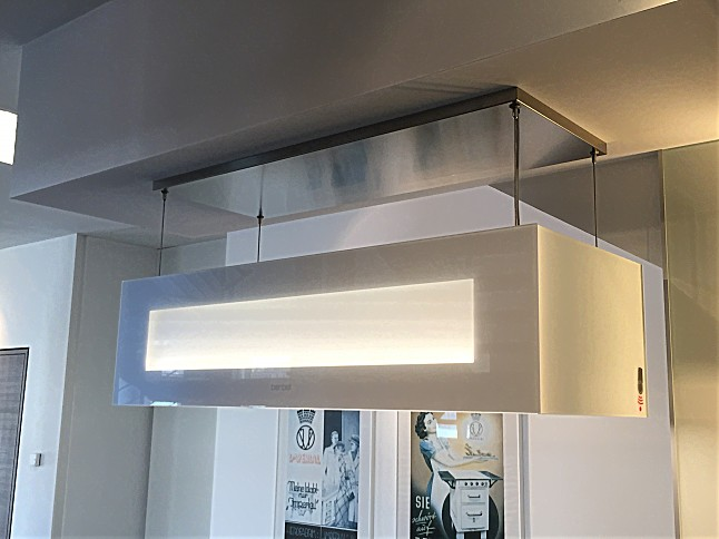 Dunstabzug bdl115ske berbel skyline edge weiß: berbel küchengerät