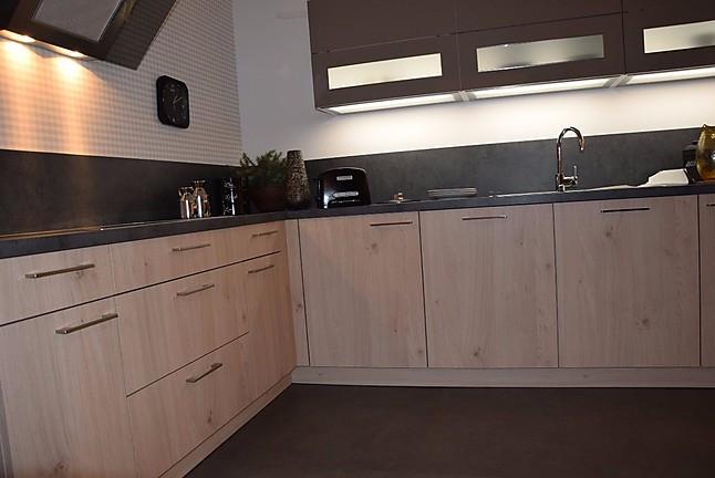 Nolte nolte großeinkauf über 50 muster und ausstellungsküchen bis zu 70 einbauküche u form küche grau lack hochglanz lava inkls e geräte