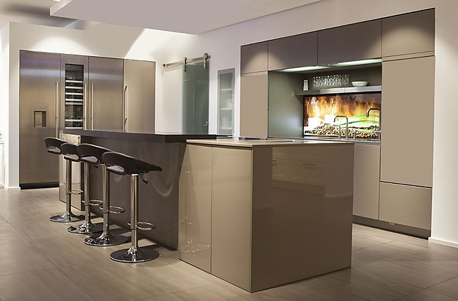 Häcker einbauküche edele designerküche 1 13 angebot von küchen rochol gmbh bochum castroper hellweg 49
