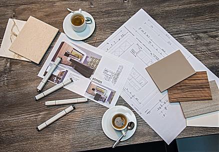 Dank professionelle Küchenplanung wird die Traumküche schnell Realität