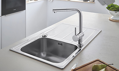 Küchenspüle K500 in zeitlosem Design