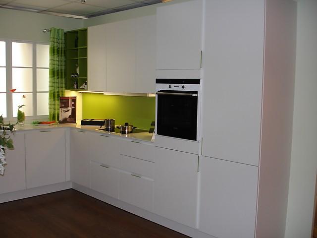 siematic musterk che siematic ausstellungsk che in von. Black Bedroom Furniture Sets. Home Design Ideas