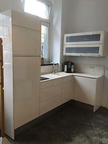 selektion d musterk che kleine kocheinheit mit k hlschrank u sp lmaschine ausstellungsk che in. Black Bedroom Furniture Sets. Home Design Ideas