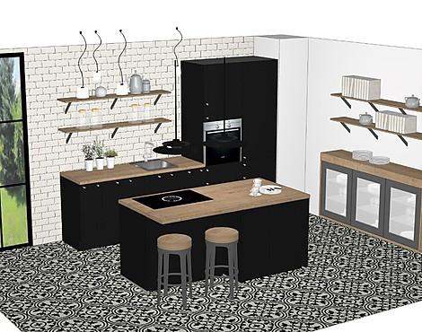 Musterküchen von Nolte: Angebotsübersicht günstiger Ausstellungsküchen | {Nolte küchen mit kochinsel 89}