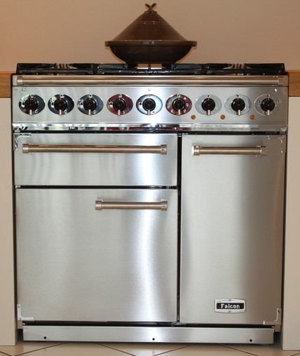 herdset range cooker 900 deluxe von falcon standherd sonstige k chenger t von k chenmanufaktur. Black Bedroom Furniture Sets. Home Design Ideas