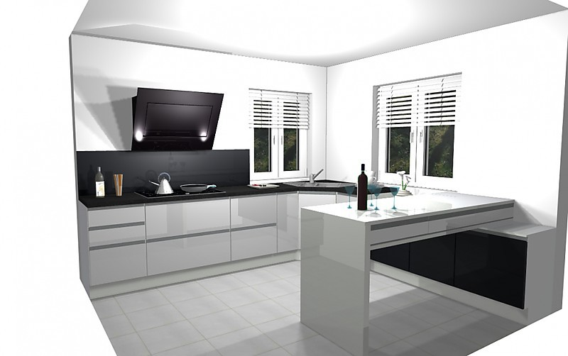 nobilia musterk che musterk che ausstellungsk che ausstellungsk che in schrobenhausen von. Black Bedroom Furniture Sets. Home Design Ideas