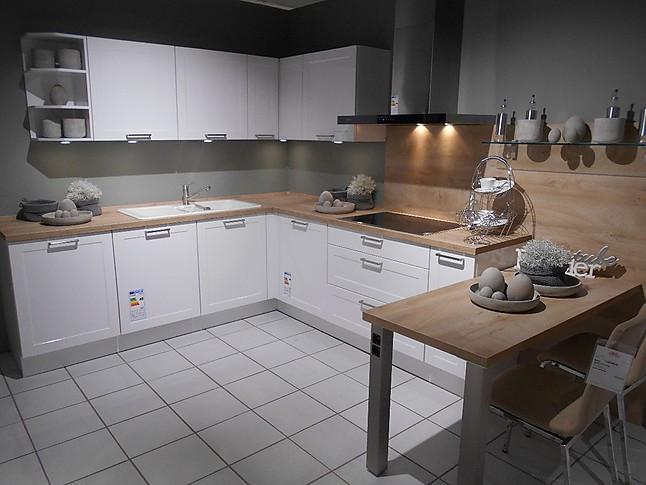 Nobilia-Musterküche Schöne L-Küche von Nobilia in der ...