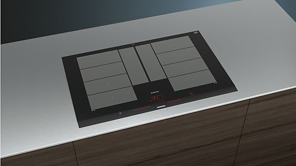 kochfeld ex877lyc1e siemens induktionskochfeld 80 cm autark ex877lyc1e neu ovp siemens. Black Bedroom Furniture Sets. Home Design Ideas