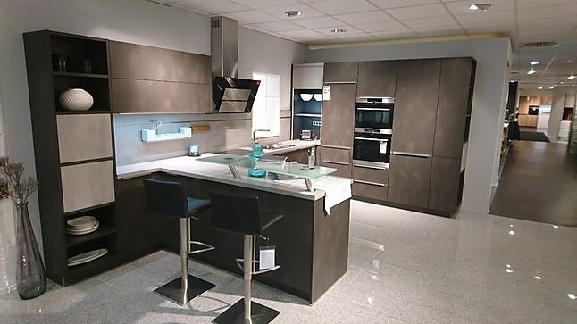 Contur 53 170 targa moderne küche in edlem design