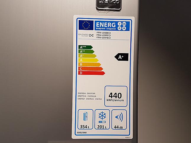 Daewoo Kühlschrank Side By Side : Kühlschrank frn u20bfci side by side kühlschrank: daewoo küchengerät