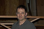 Uwe Wagner Schreinermeister in der Hausschreinerei von WM Küchen Bebra