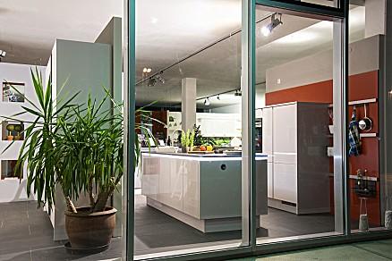 Blick in unsere Ausstellung - Küchen Dross