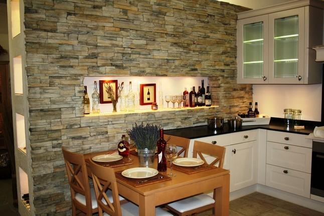 nobilia musterk che landhaus magnolie kasettenfront ausstellungsk che in weissach im tal von. Black Bedroom Furniture Sets. Home Design Ideas