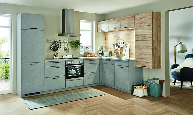 Linea Musterküche Wunderschöne L Küche Inkl E Geräte