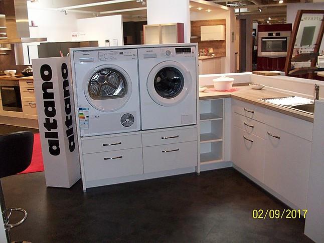 Waschküche impuls musterküche waschküche ausstellungsküche in kiel küchen