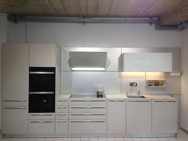 Bulthaup musterküche küchenzeile geradlinig und modern mit