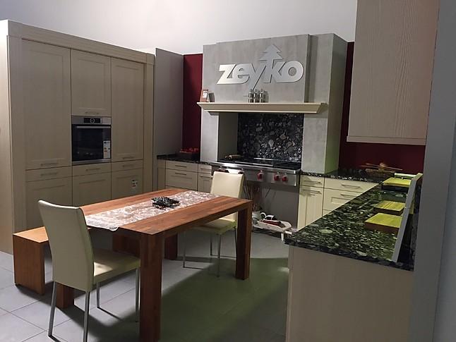 Zeyko musterkuche edle mediterrane landhauskuche for Küchen celle