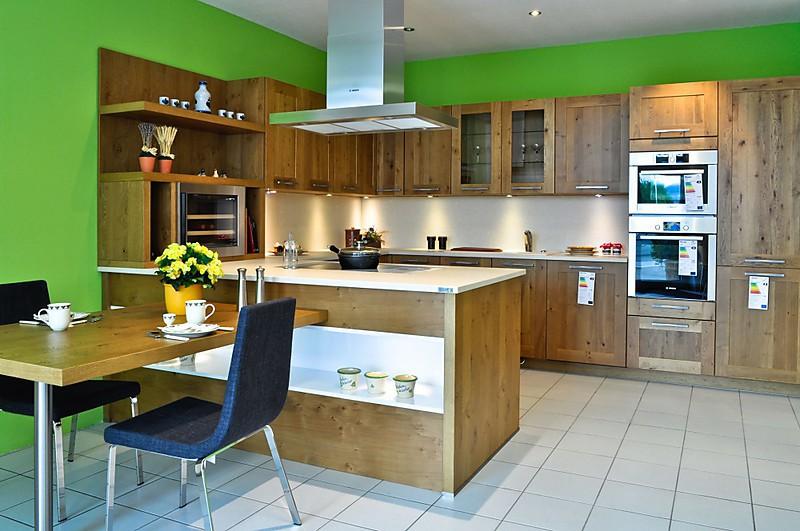 Schmidt Küchen Musterküche Landhausküche