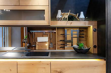 Holz aus der Region - unsere Küchen überzeugen durch beste Qualität
