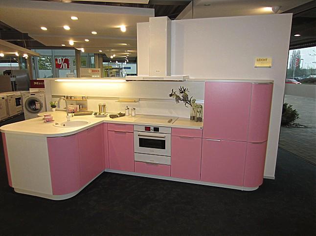 Leicht classic fs in rosa leicht musterküche