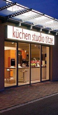 Küchenstudio: Tür / Eingang von Außen