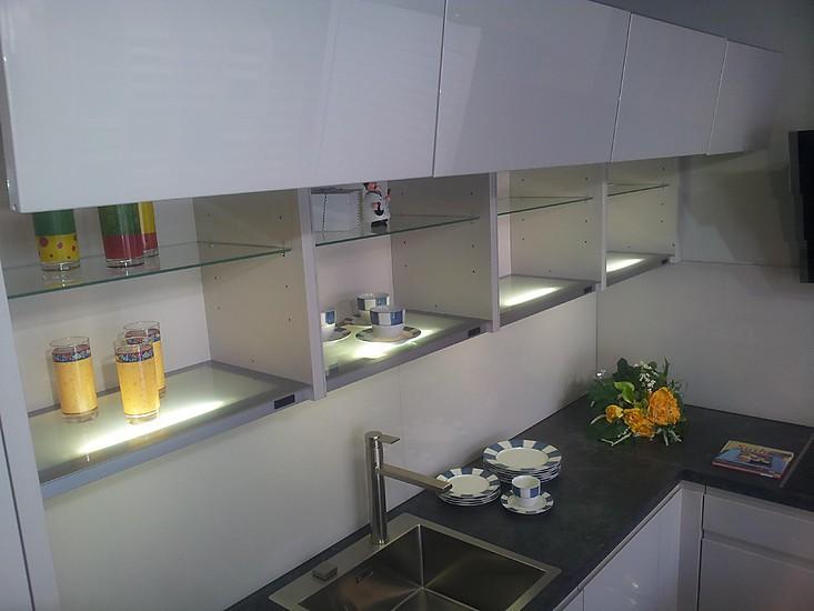 Nolte Küchen Ersatzteile Beleuchtung ~ nolte musterküche modell alpha a17 grifflos hochglanz lack musterküche ausstellungsküche