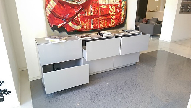 warendorf musterk che grifflose k che zeitlos modern mit. Black Bedroom Furniture Sets. Home Design Ideas