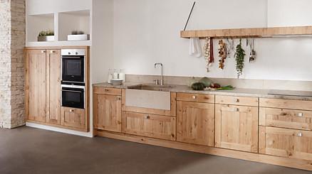 Natürliche Holzküche von Peter Baumgarten