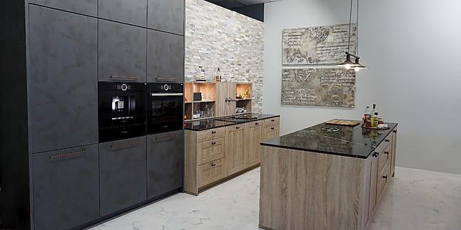Küchenangebote wien  Nolte-Musterküche Moderne Klassik - Vienna / Portland ...