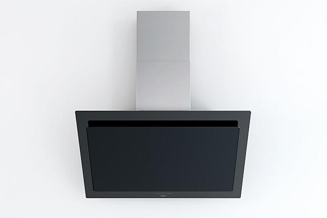 Dunstabzug vision cm glas schwarz abluft kopffreihaube