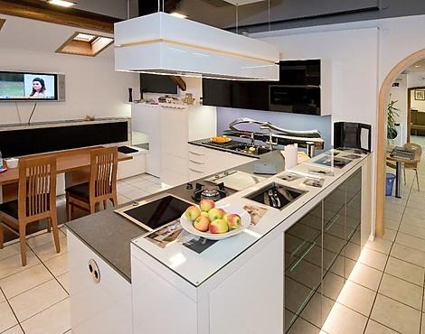 Sonderpreis für hochwertige beckermann küche in lack weiß