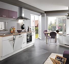 nobilia musterk che nobilia feel mattlack aktion. Black Bedroom Furniture Sets. Home Design Ideas