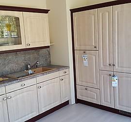 nobilia musterk che l k che links 335 x rechts 213m ausstellungsk che in zwickau von m bel lenk. Black Bedroom Furniture Sets. Home Design Ideas